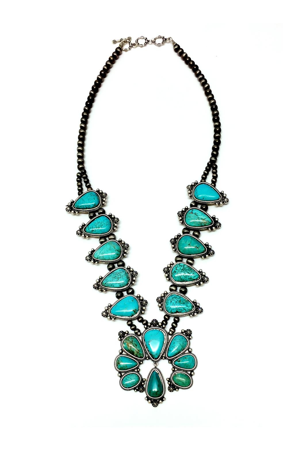 JChronicles Squash Blossom Necklace - Main Image