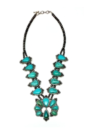 JChronicles Squash Blossom Necklace - Front cropped