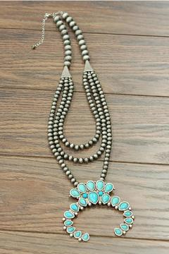 Shoptiques Product: Squash Blossom Necklace