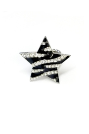 JChronicles Star Zebra Ring - Product Mini Image