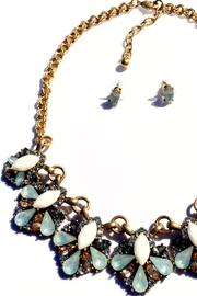 JChronicles Statement Multi-Color Necklace - Front full body