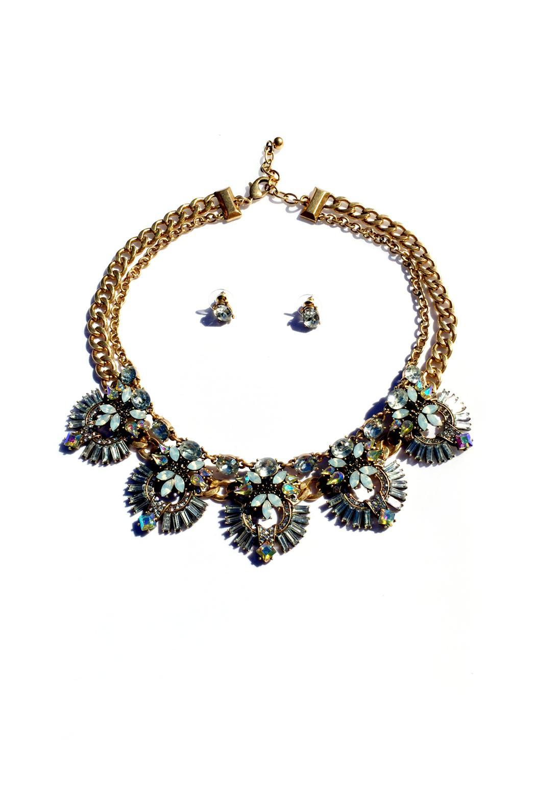 JChronicles Statement Necklace Set - Main Image
