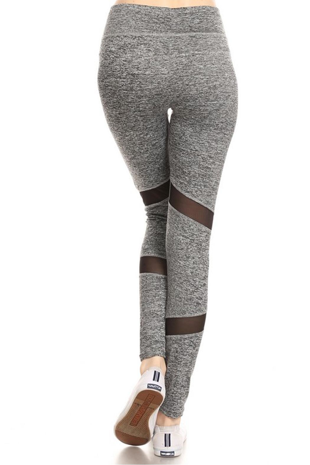 JChronicles Stride Active Leggings - Side Cropped Image