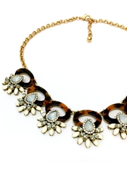 JChronicles Tortoise Statement Necklace - Front full body