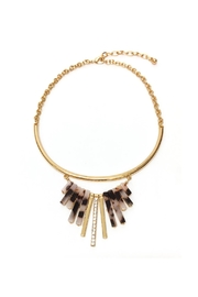 JChronicles Tortoise Statement Necklace - Product Mini Image
