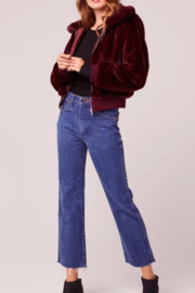 Band Of Gypsies Je T'Adore Bomber - Side cropped