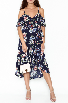 Shoptiques Product: Floral Print Dress