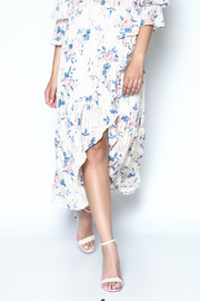 Jealous Tomato Floral Skirt - Product Mini Image