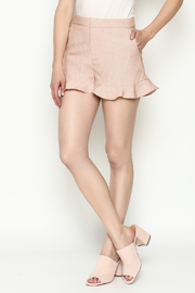 Jealous Tomato Ruffled Shorts - Product Mini Image
