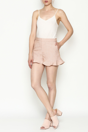 Jealous Tomato Ruffled Shorts - Side cropped
