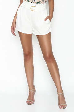 Shoptiques Product: Paperbag Waist Shorts