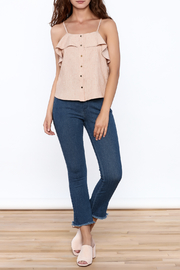 Jealous Tomato Ruffled Top - Side cropped