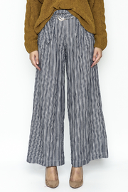 Jealous Tomato Stripe Pants - Product Mini Image