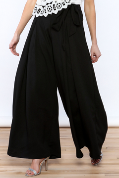 Shoptiques Product: Black Wide Leg Pants