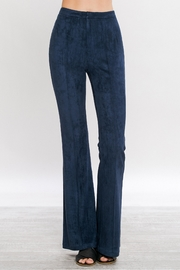 Jealous Tomato Faux Suede Pants - Product Mini Image