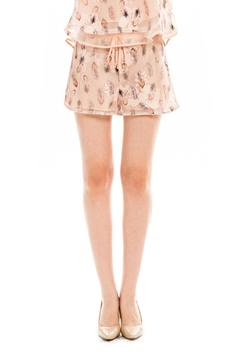 Shoptiques Product: Feather Shorts