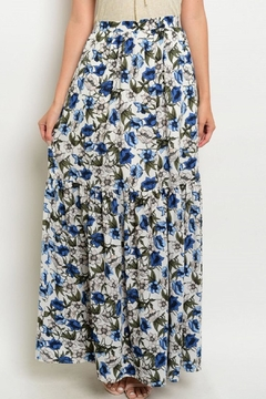 Jealous Tomato Floral Skirt - Product List Image
