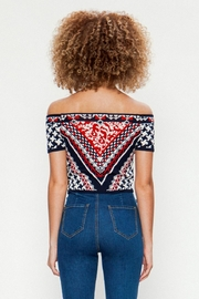 Jealous Tomato Knitted Crop Top - Other