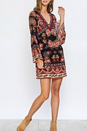 Jealous Tomato Romantic Bohemian Dress - Product Mini Image