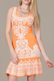 Jealous Tomato Tangerine Dress - Product Mini Image