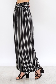Jealous Tomato Wide Striped Pants - Other