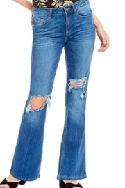 Free People Jean Authentic Flare - Product Mini Image