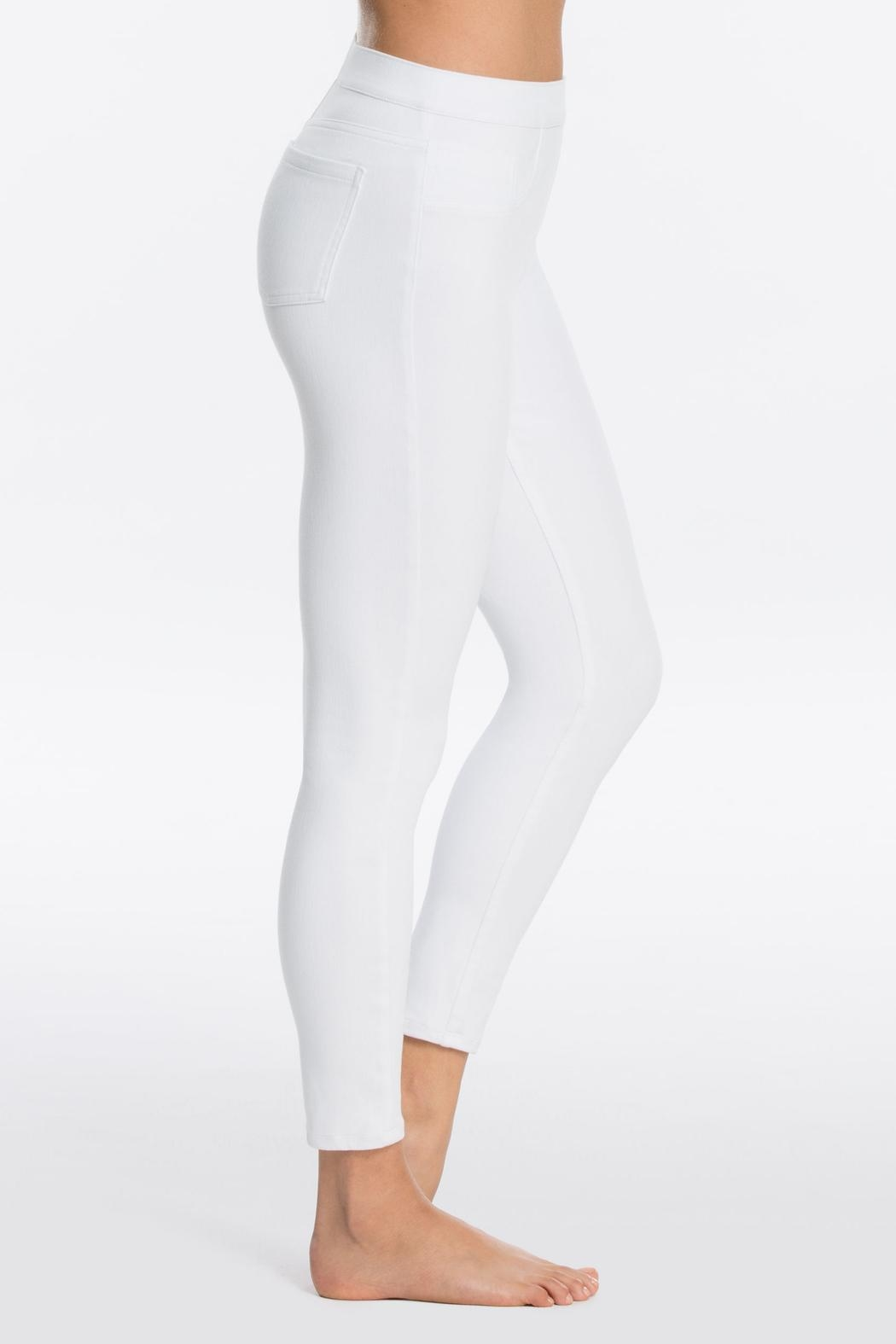 86a51d28ef1 Spanx Jean-Ish Ankle Leggings from Florida by Dressing Room Boutique ...