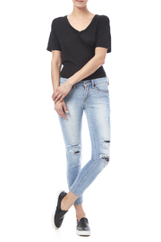 Jean Shop Patty Destroyed Jeans - Front full body