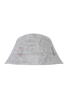 Jean Bourget Striped Bob Hat - Alternate List Image