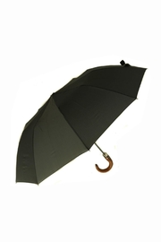 JEAN PAUL GAULTIER Black Jenna Umbrella - Front cropped