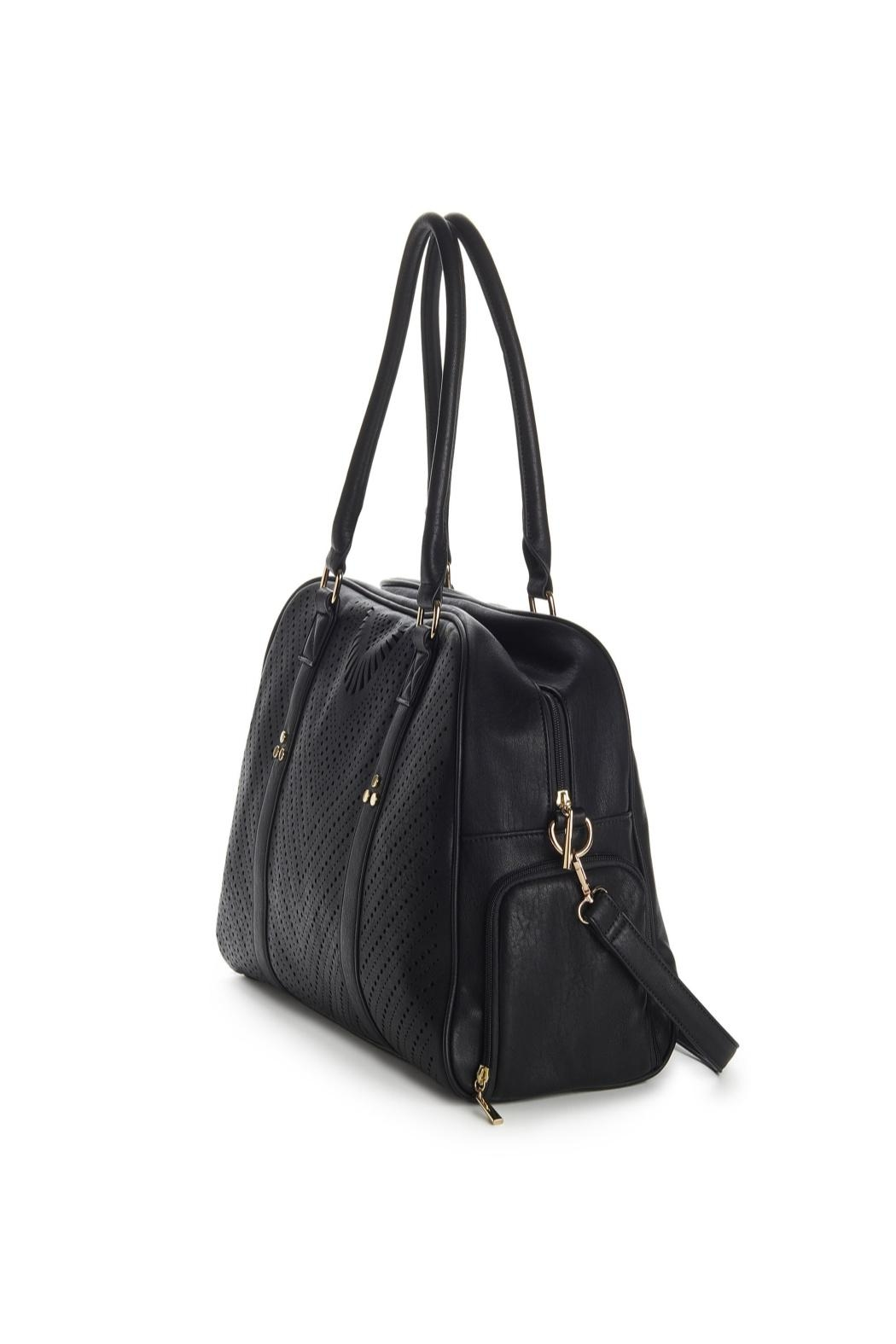 Jeane & Jax Jackie Weekender Bag - Side Cropped Image