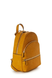 Jeane & Jax Nina Vegan Leather Backpack - Product Mini Image