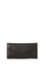 Jeane & Jax Rose Wallet - Front cropped
