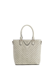 Jeane & Jax Stacy Perforated Tote - Product Mini Image