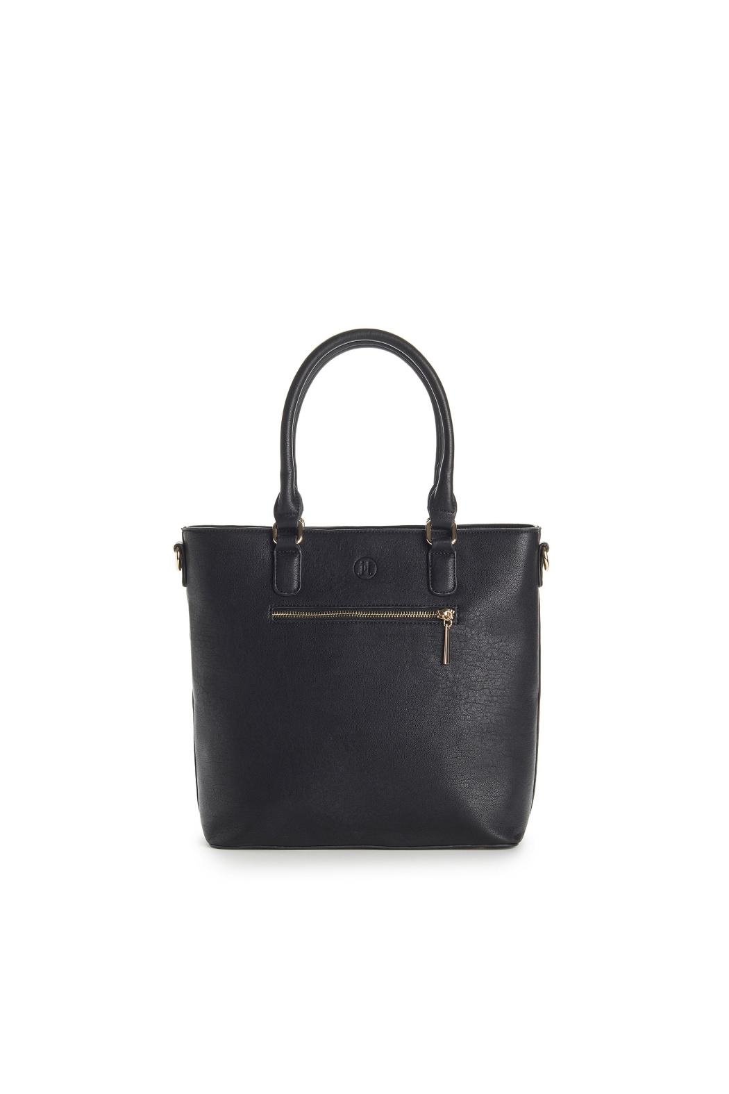 Jeane & Jax Stacy Perforated Tote - Front Full Image
