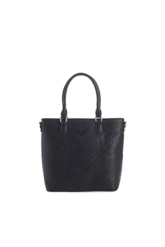 Jeane & Jax Stacy Perforated Tote - Product List Image