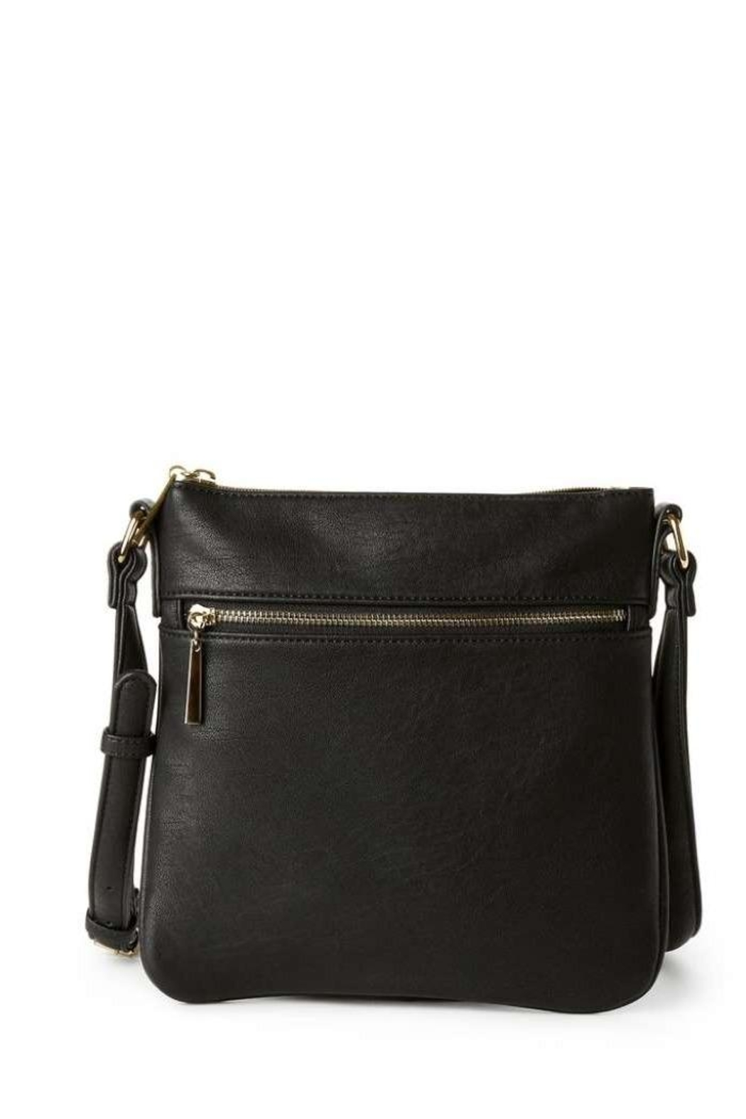 Jeane & Jax Vegan Leather Purse - Front Cropped Image