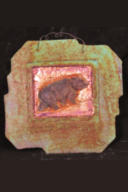 Jeanne Dana Paper and Stone Grizzly Bear - Product Mini Image