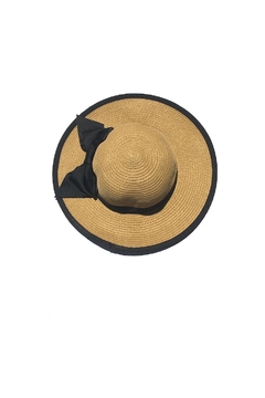 Jeanne Simmons Madeline Straw Hat - Alternate List Image