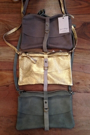 Jee Bags Dusty Green Bag - Front cropped