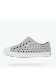 Native Shoes Jefferson Grey Slip-On - Product Mini Image