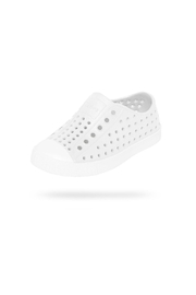 Native Shoes Jefferson Solid/White Shoe - Front cropped