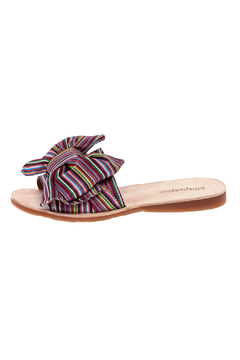 Shoptiques Product: Colorful Canvas Slippers