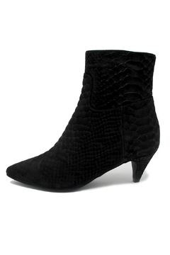 Jeffrey Campbell Black Snake Bootie - Product List Image