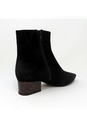 Jeffrey Campbell Black Tortoise Bootie - Front full body