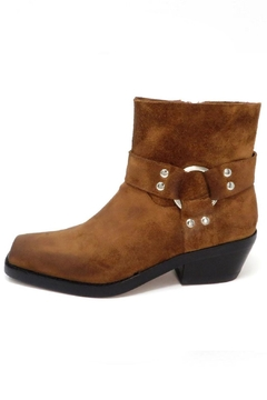 Jeffrey Campbell Brown Cowboy Boot - Product List Image