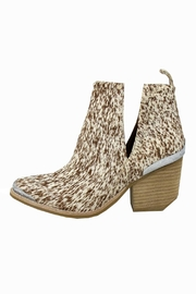 Jeffrey Campbell Calf Hair Bootie - Front full body
