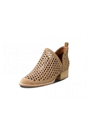 Jeffrey Campbell Camel Suede Bootie - Product Mini Image