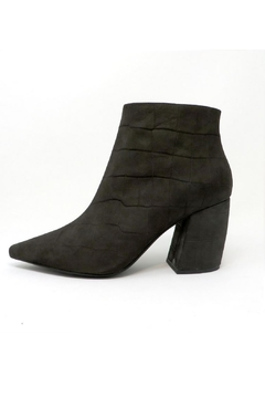Jeffrey Campbell Grey Final Bootie - Product List Image