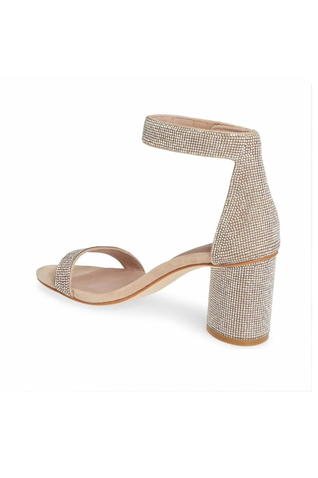 Jeffrey Campbell Laura Chunky Heel - Front Full Image